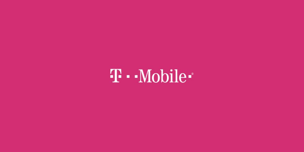 t mobile pink background logo