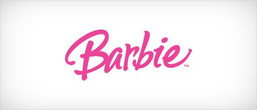 barbie pink branding