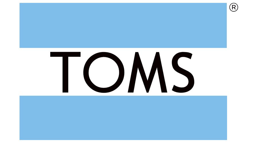 toms light blue color