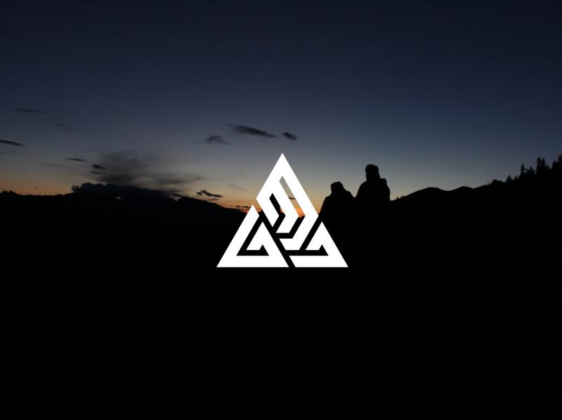 Blurred Background Image Logo Presentation