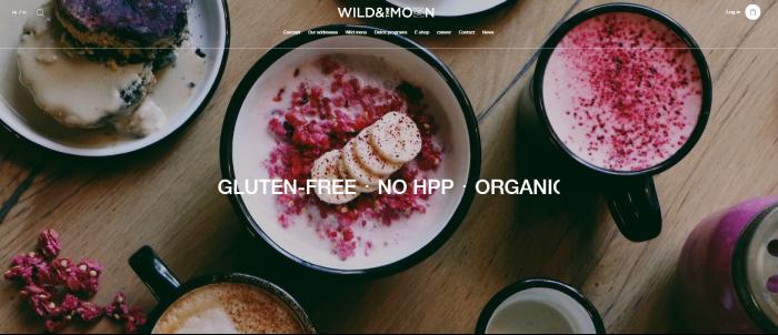 wild and the moon restaurant website