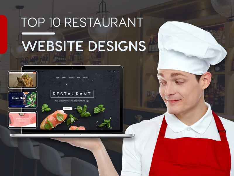 top 10 restaurant logos