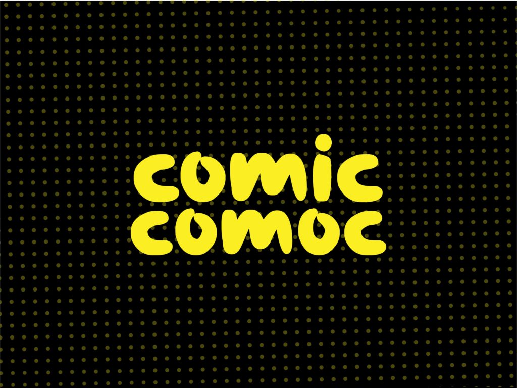 comic comoc font