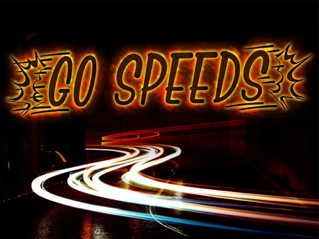 go speeds comic fonts