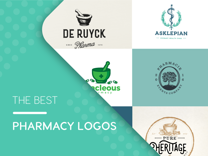 the best pharmacy logos for inspiration