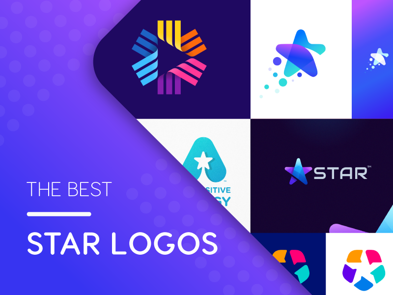 the best star logos for inspiration