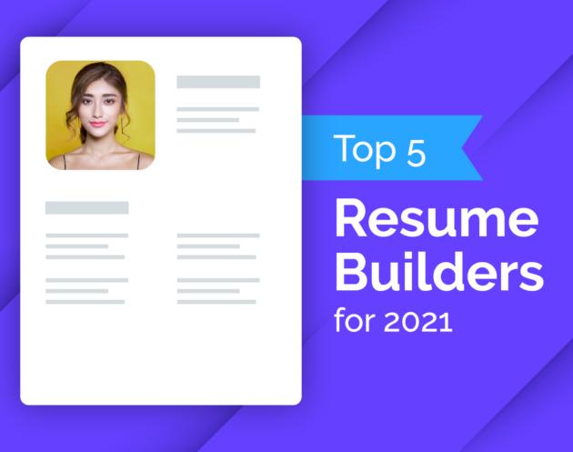 Resume builder tools