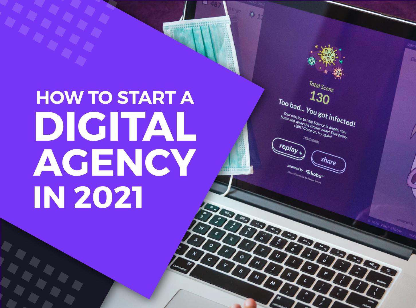 How to Start a Digital Agency in 2021 - Inkyy Web Design & Branding Studio