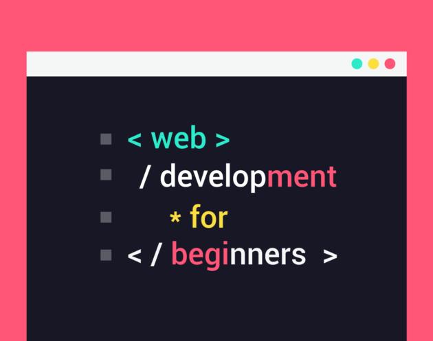 Web Development For Beginners   Inkyy Web Design Studio