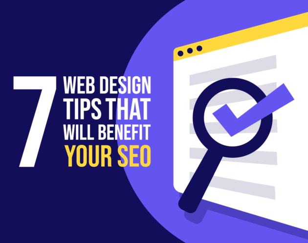 7 Web Design Tips for Better SEO