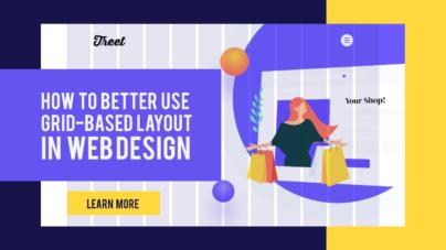 Grid-based Layout in Web Design - Inkyy Web Design Studio