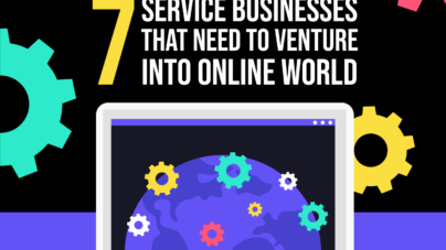 7 Service Businesses That Neet to Venture Into Online World - Inkyy Web Design Blog