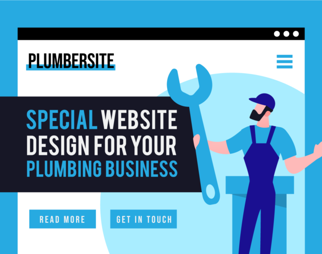 Plumbing Business Web Design & Inkyy Services That Will Help You With It