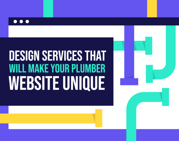 Inkyy Will Take Your Plumbing Business Website Design to Higher Levels