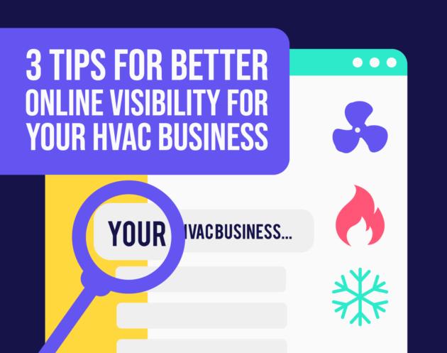 HVAC Business - 3 Tips For Better Online Visibility - Inkyy Web Design Studio Blog