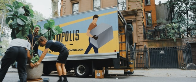 Great Website Solutions for Moving Companies - Inkyy Web Design - Photo by Handiwork NYC on Unsplash