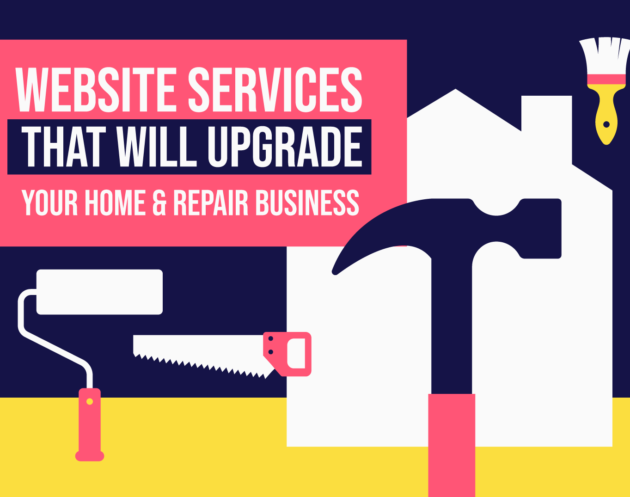 Website Services for Home & Repair Businesses - Inkyy Website Design Blog