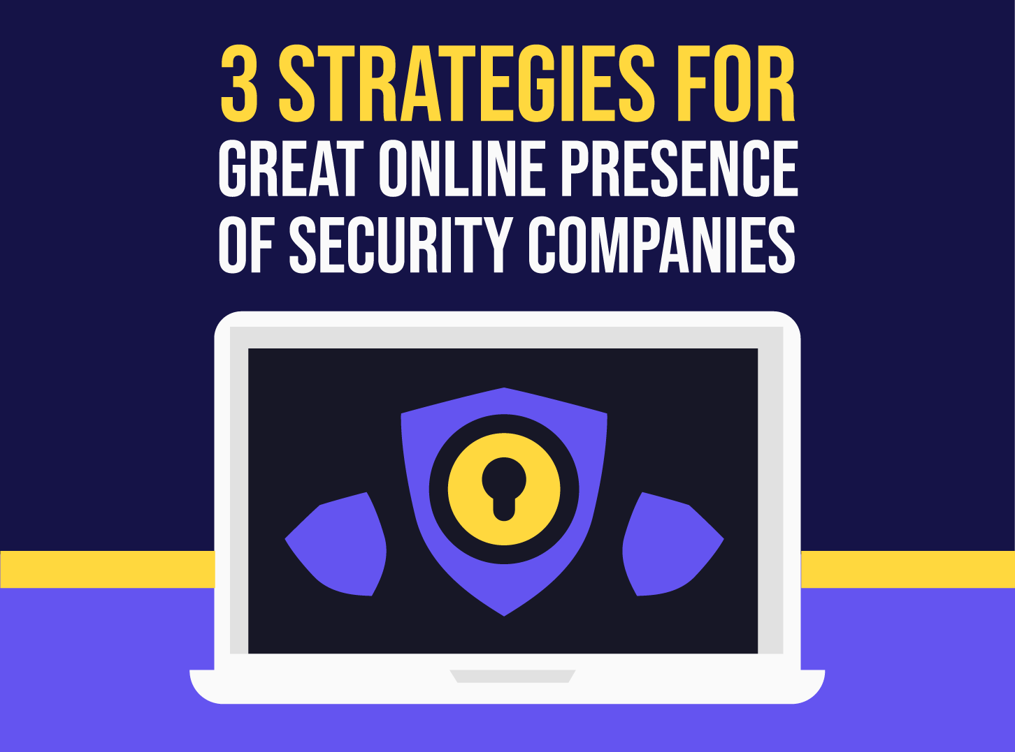 Security Company & How to Upgrade Online Presence With Inkyy Web Design & Branding Studio