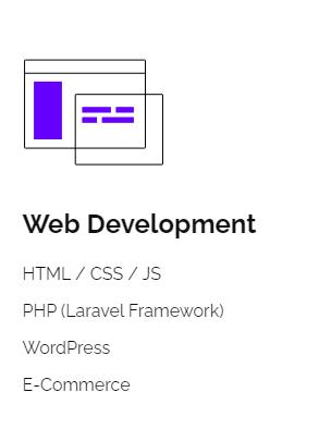 Website Services - Web Development By Inkyy Design Studio