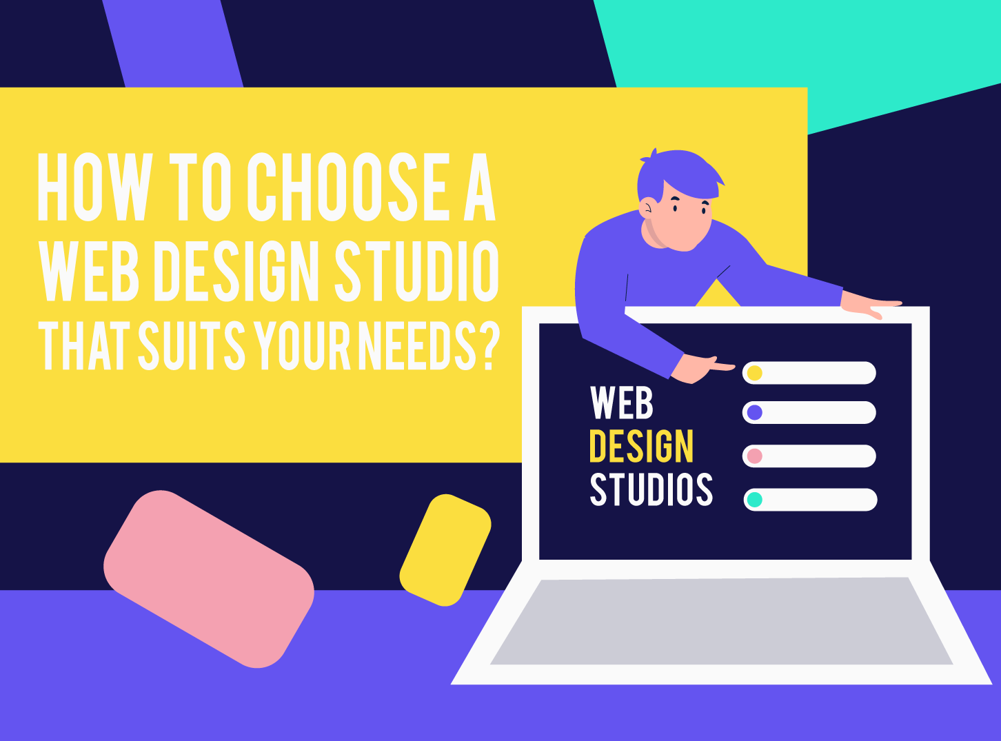 Choose a Web Design Studio That Will Elevate Your Business - Inkyy Web Design Studio Blog