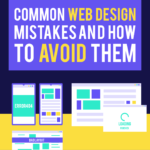 Common Web Design Mistakes You Should Avoid by Inkyy Web Design Studio Blog Team