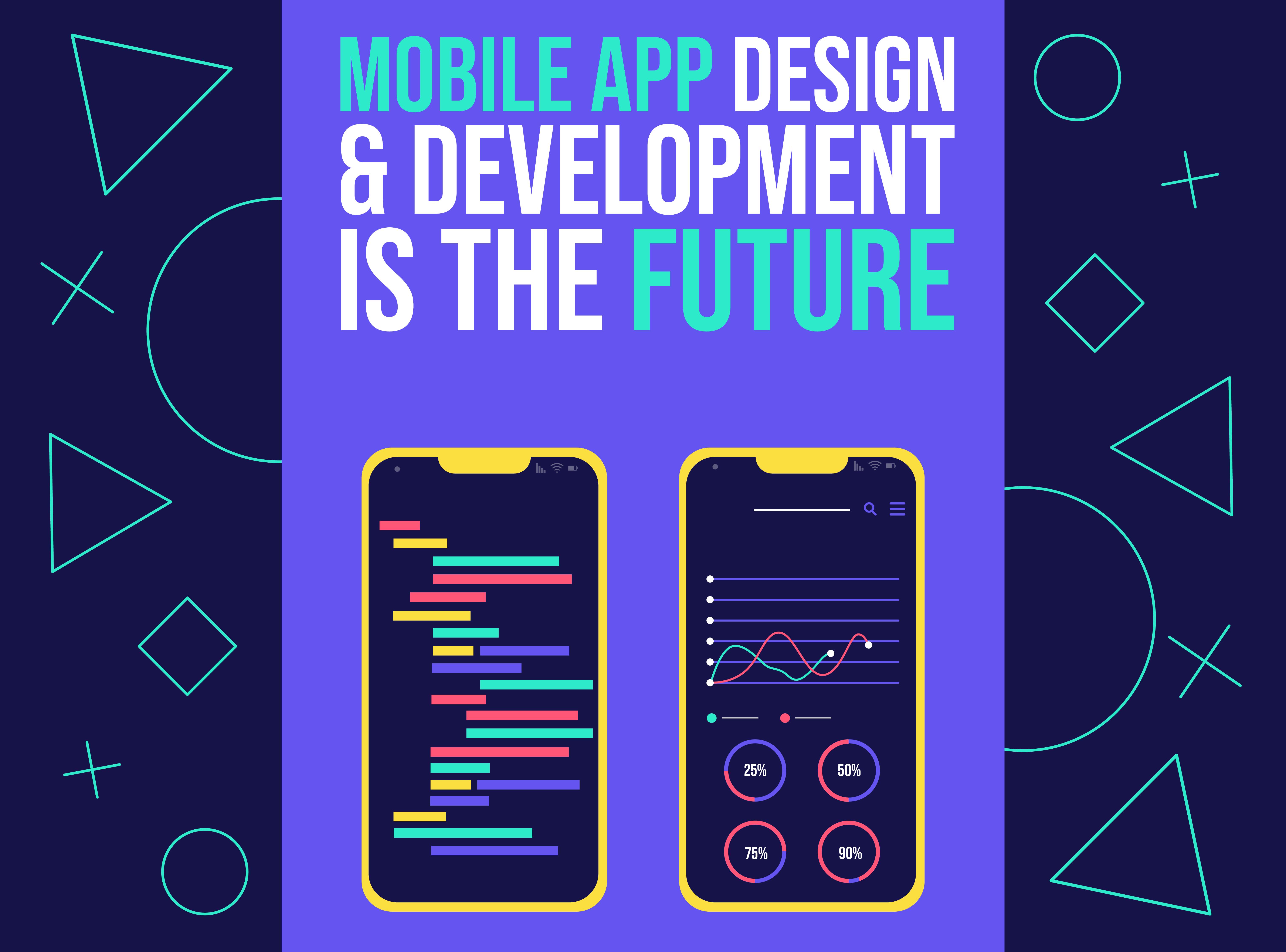 Mobile App Design by Inkyy Web Desing Studio