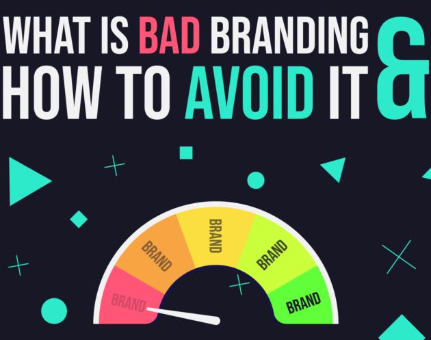 Bad Branding and How to Avoid it - Inkyy Branding & Web Design Studio
