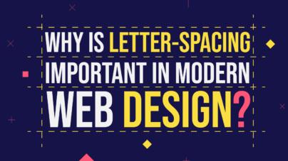 Letter-spacing & its importance in web design - Inkyy Web design & Development Studio