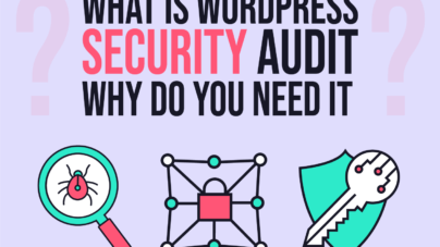 WordPress Security Audit - What is it & why do you need it - Inkyy Web Design & Development Studio