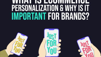 Ecommerce personalization & Why is it importan? Inkyy Web Design Studio Blog Post